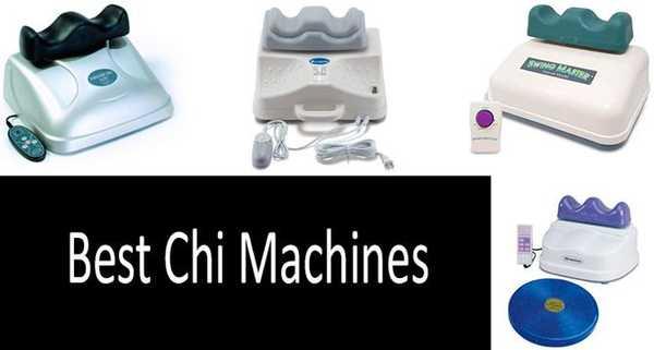 Chi Massage Maskin